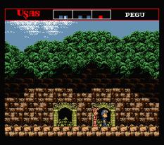 The Treasure of Usas MSX 32