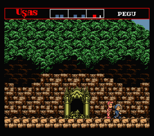 The Treasure of Usas MSX 45