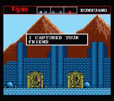 The Treasure of Usas MSX 55