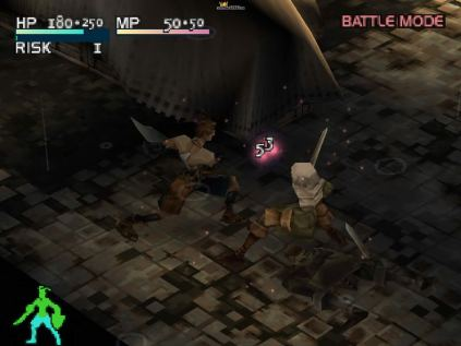 Vagrant Story PS1 09