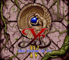 Ys 4 - The Dawn of Ys PC Engine 10