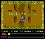 Ys 4 - The Dawn of Ys PC Engine 16