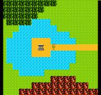 Zelda 2 - The Adventure of Link NES 04