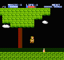 Zelda 2 - The Adventure of Link NES 07