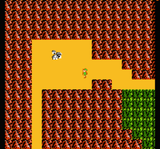 Zelda 2 - The Adventure of Link NES 09