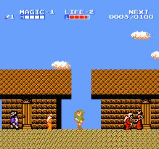 Zelda 2 - The Adventure of Link NES 10