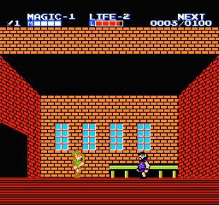 Zelda 2 - The Adventure of Link NES 11