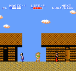 Zelda 2 - The Adventure of Link NES 13