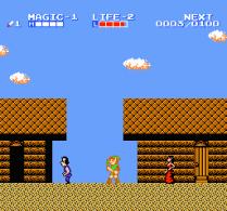 Zelda 2 - The Adventure of Link NES 13