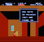 Zelda 2 - The Adventure of Link NES 14