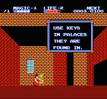 Zelda 2 - The Adventure of Link NES 14