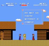 Zelda 2 - The Adventure of Link NES 15
