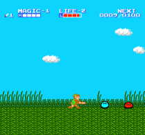 Zelda 2 - The Adventure of Link NES 16