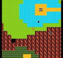 Zelda 2 - The Adventure of Link NES 17