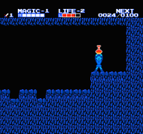 Zelda 2 - The Adventure of Link NES 18
