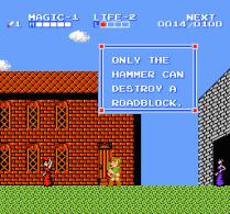 Zelda 2 - The Adventure of Link NES 19