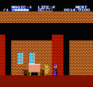 Zelda 2 - The Adventure of Link NES 21