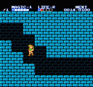 Zelda 2 - The Adventure of Link NES 22