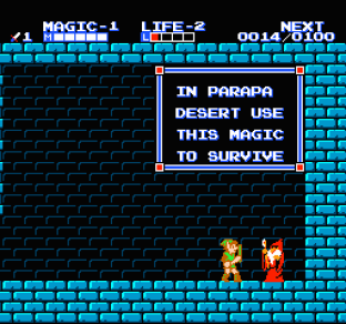 Zelda 2 - The Adventure of Link NES 23