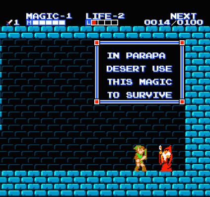 Zelda 2 - The Adventure of Link NES 23
