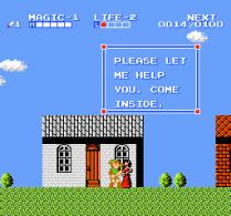 Zelda 2 - The Adventure of Link NES 24