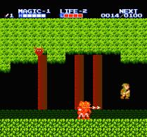 Zelda 2 - The Adventure of Link NES 25