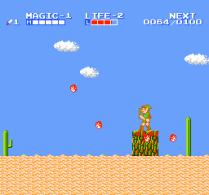 Zelda 2 - The Adventure of Link NES 28