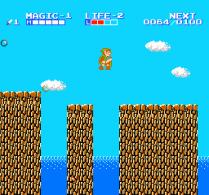 Zelda 2 - The Adventure of Link NES 30