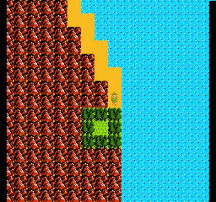 Zelda 2 - The Adventure of Link NES 31