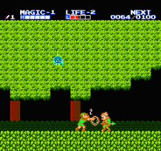 Zelda 2 - The Adventure of Link NES 32