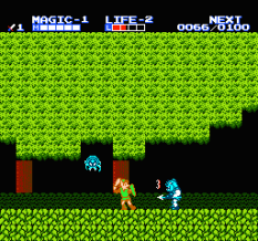 Zelda 2 - The Adventure of Link NES 33
