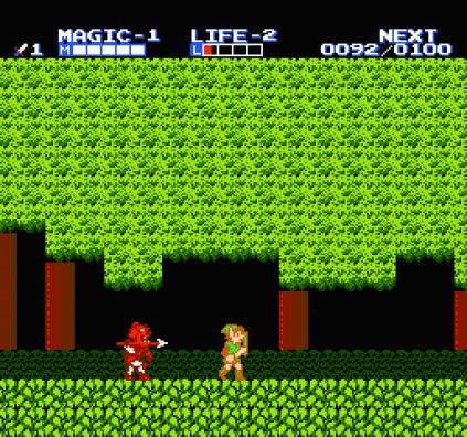 Zelda 2 - The Adventure of Link NES 34