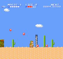 Zelda 2 - The Adventure of Link NES 36