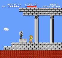 Zelda 2 - The Adventure of Link NES 39
