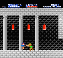 Zelda 2 - The Adventure of Link NES 41
