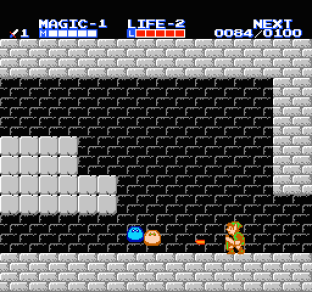 Zelda 2 - The Adventure of Link NES 42