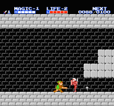 Zelda 2 - The Adventure of Link NES 43