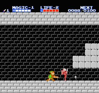 Zelda 2 - The Adventure of Link NES 43
