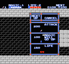 Zelda 2 - The Adventure of Link NES 44