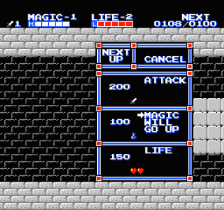 Zelda 2 - The Adventure of Link NES 44