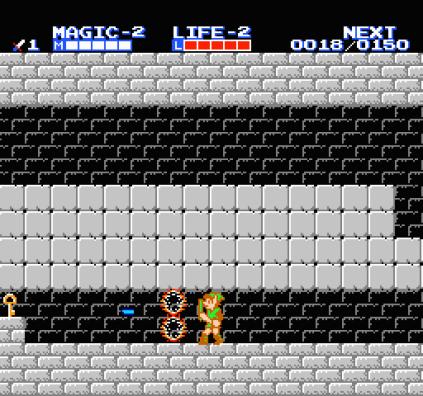 Zelda 2 - The Adventure of Link NES 45