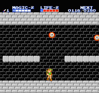 Zelda 2 - The Adventure of Link NES 53