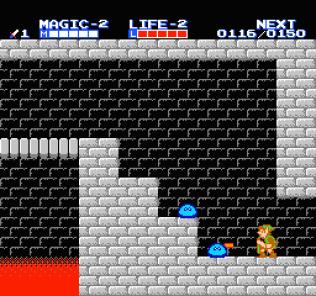 Zelda 2 - The Adventure of Link NES 54
