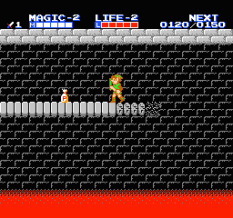 Zelda 2 - The Adventure of Link NES 55