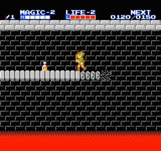 Zelda 2 - The Adventure of Link NES 55