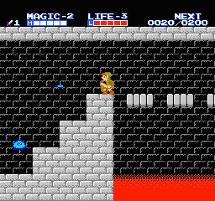 Zelda 2 - The Adventure of Link NES 56