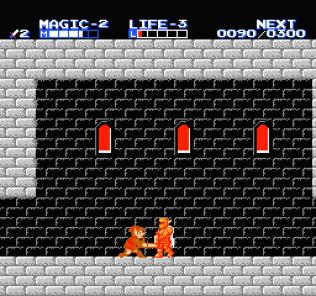 Zelda 2 - The Adventure of Link NES 66