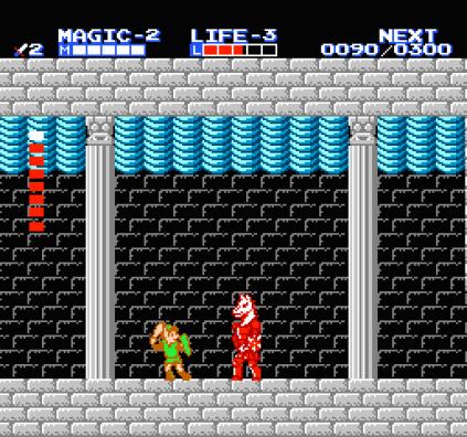 Zelda 2 - The Adventure of Link NES 67