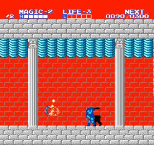 Zelda 2 - The Adventure of Link NES 70