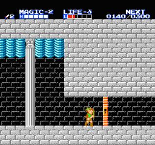 Zelda 2 - The Adventure of Link NES 71